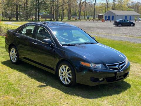2007 Acura TSX for sale at Choice Motor Car in Plainville CT