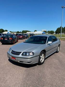2003 Chevrolet Impala for sale at Broadway Auto Sales in South Sioux City NE