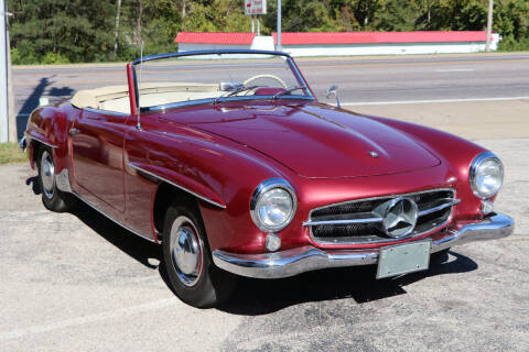 1958 Mercedes-Benz SL-Class for sale at Its Alive Automotive in Saint Louis MO