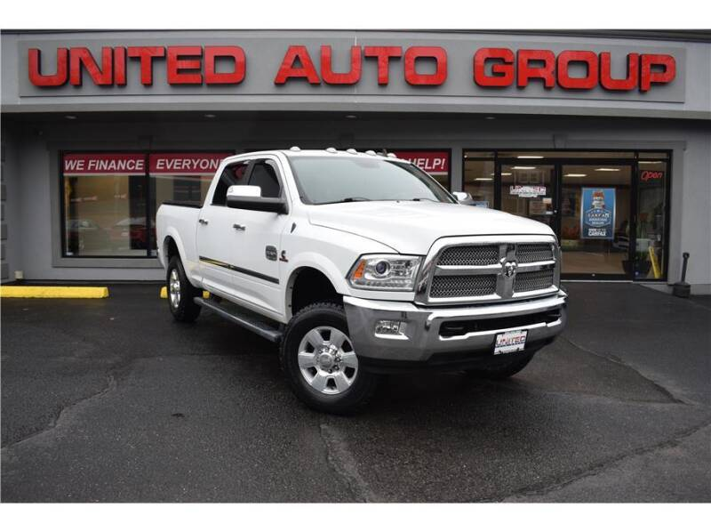 2013 RAM Ram Pickup 3500 for sale at United Auto Group in Putnam CT