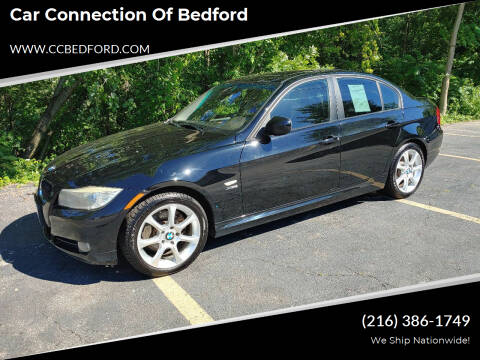 2011 BMW 3 Series for sale at Car Connection of Bedford in Bedford OH