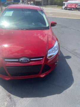 2012 Ford Focus for sale at North Hill Auto Sales in Akron OH