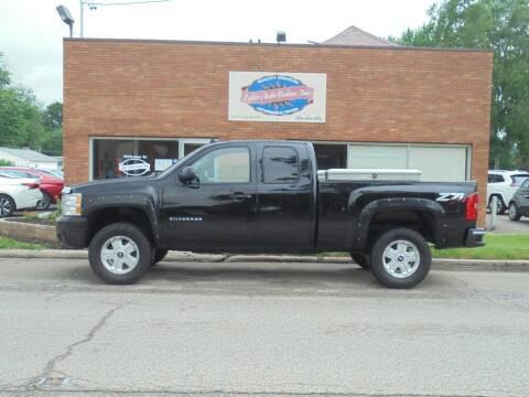 2011 Chevrolet Silverado 1500 for sale at Eyler Auto Center Inc. in Rushville IL