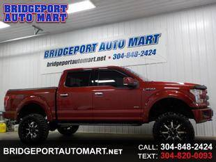 2015 Ford F-150 for sale at Bridgeport Auto Mart in Bridgeport WV