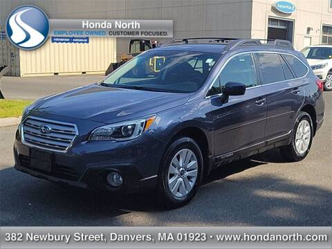 2015 Subaru Outback for sale at 1 North Preowned in Danvers MA