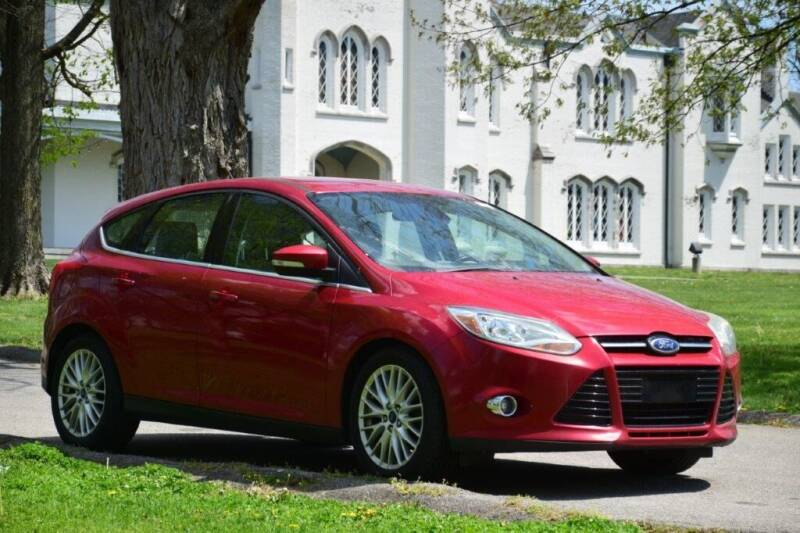 2012 Ford Focus for sale at Digital Auto in Lexington KY