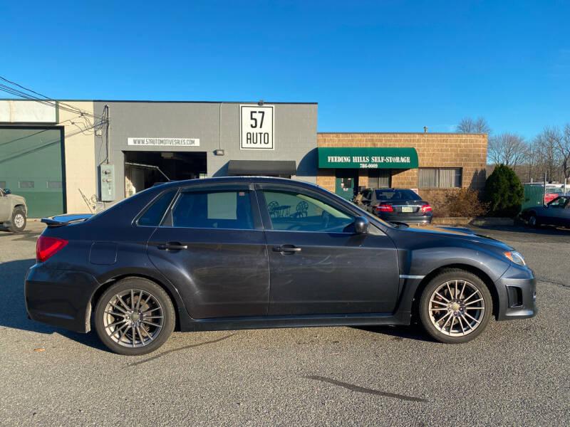 2012 Subaru Impreza for sale at 57 AUTO in Feeding Hills MA