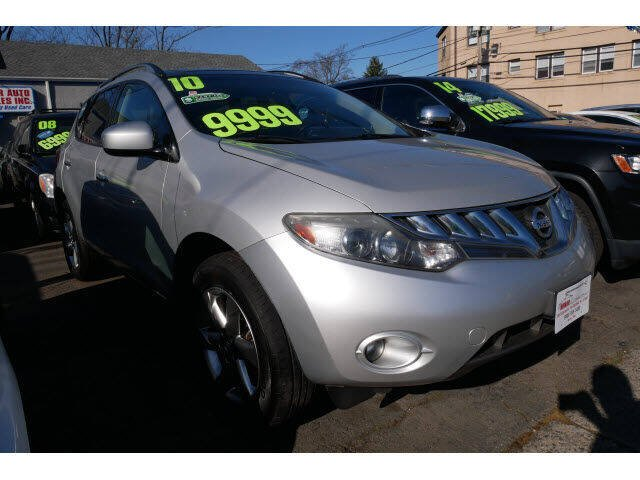 2010 Nissan Murano for sale at M & R Auto Sales INC. in North Plainfield NJ