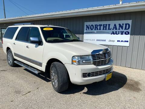 2007 Lincoln Navigator L for sale at Northland Auto in Humboldt IA