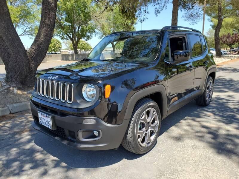 2015 Jeep Renegade for sale at Matador Motors in Sacramento CA