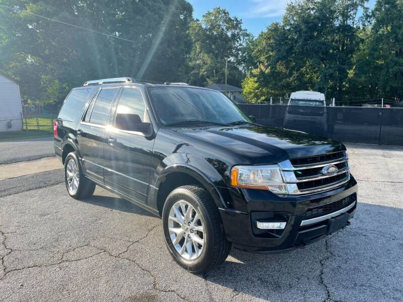 2016 Ford Expedition for sale at RC Auto Brokers, LLC in Marietta GA