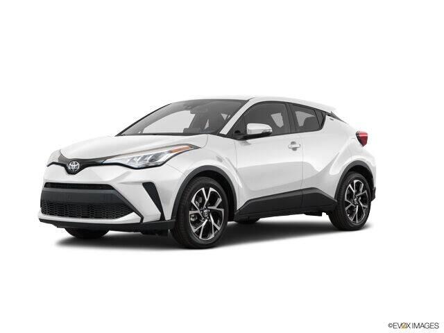 2021 Toyota C-HR for sale in Burnsville, MN