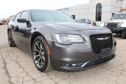 2016 Chrysler 300 for sale at SHAFER AUTO GROUP in Columbus OH