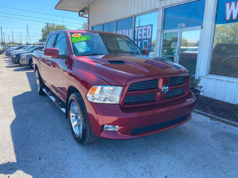 2012 RAM Ram Pickup 1500 for sale at Lee Auto Group Tampa in Tampa FL