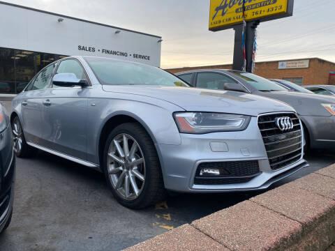 2015 Audi A4 for sale at Abrams Automotive Inc in Cincinnati OH