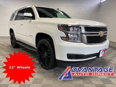 2015 Chevrolet Tahoe for sale at Advantage Auto Direct in Kent WA