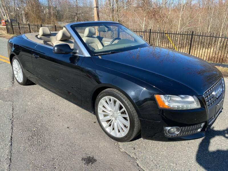 2011 Audi A5 for sale at Used Cars of Fairfax LLC in Woodbridge VA
