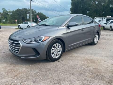 2018 Hyundai Elantra for sale at Right Price Auto Sales in Waldo FL