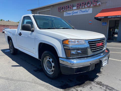 2006 GMC Canyon for sale at Dorn Brothers Truck and Auto Sales in Salem OR