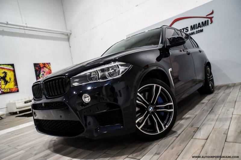 2017 BMW X5 M for sale at AUTO IMPORTS MIAMI in Fort Lauderdale FL