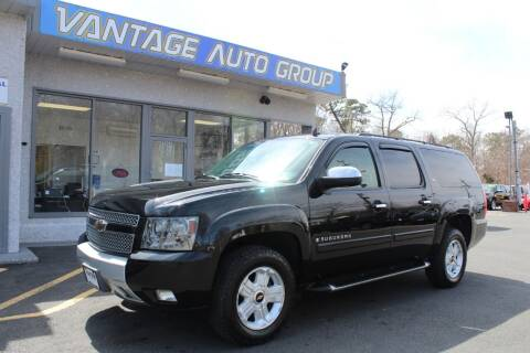 2008 Chevrolet Suburban for sale at Vantage Auto Group in Brick NJ