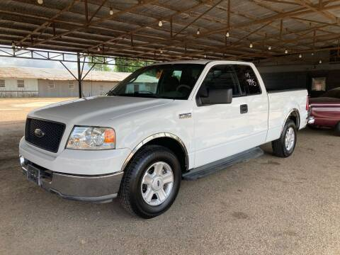 2004 Ford F-150 for sale at Peppard Autoplex in Nacogdoches TX
