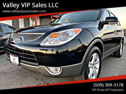 2011 Hyundai Veracruz for sale at Valley VIP Auto Sales LLC in Spokane Valley WA