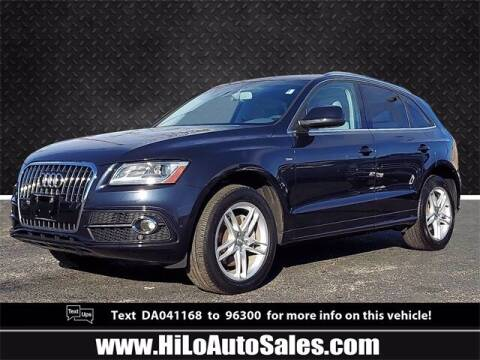 2013 Audi Q5 for sale at Hi-Lo Auto Sales in Frederick MD