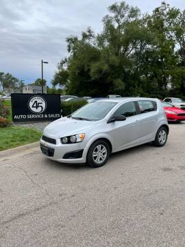 2013 Chevrolet Sonic for sale at Station 45 Auto Sales Inc in Allendale MI