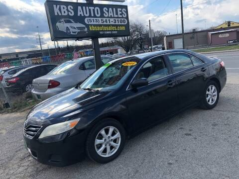 2010 Toyota Camry for sale at KBS Auto Sales in Cincinnati OH