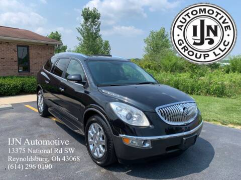 2011 Buick Enclave for sale at IJN Automotive Group LLC in Reynoldsburg OH