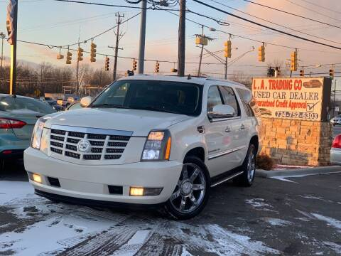 2008 Cadillac Escalade ESV for sale at L.A. Trading Co. in Woodhaven MI
