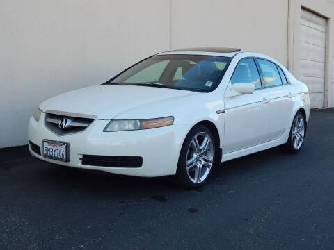 2005 Acura TL for sale at Crow`s Auto Sales in San Jose CA