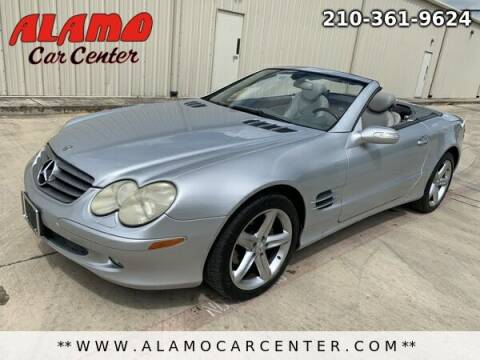 2006 Mercedes-Benz SL-Class for sale at Alamo Car Center in San Antonio TX
