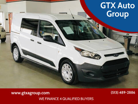 2017 Ford Transit Connect Cargo for sale at GTX Auto Group in West Chester OH