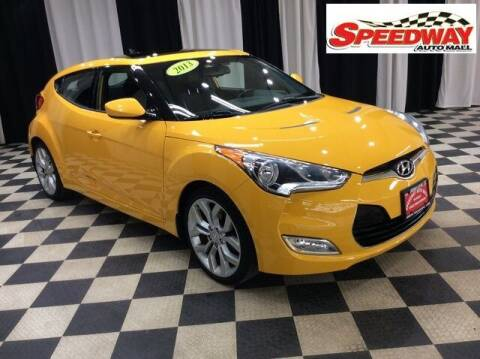 2013 Hyundai Veloster for sale at SPEEDWAY AUTO MALL INC in Machesney Park IL