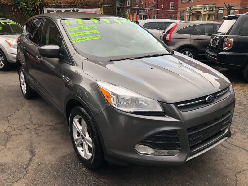 2014 Ford Escape for sale at James Motor Cars in Hartford CT