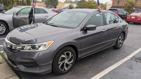 2016 Honda Accord for sale at Shaddai Auto Sales in Whitehall OH