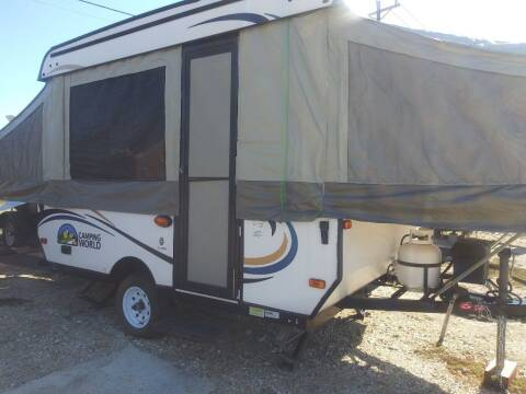 2014 CAMPING WORLD CWS10 for sale at South Point Auto Sales in Buda TX