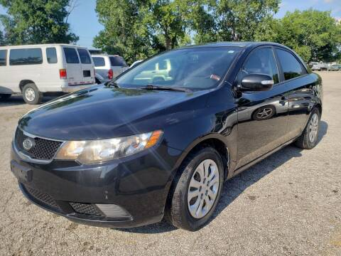 2010 Kia Forte for sale at Flex Auto Sales in Cleveland OH