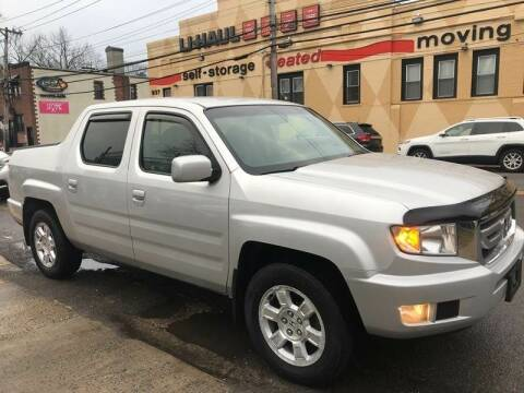 2009 Honda Ridgeline for sale at Drive Deleon in Yonkers NY
