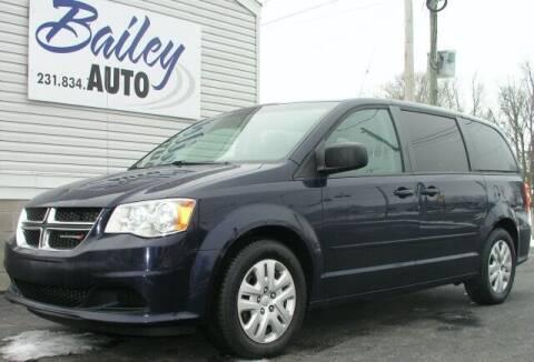 2015 Dodge Grand Caravan for sale at Bailey Auto LLC in Bailey MI