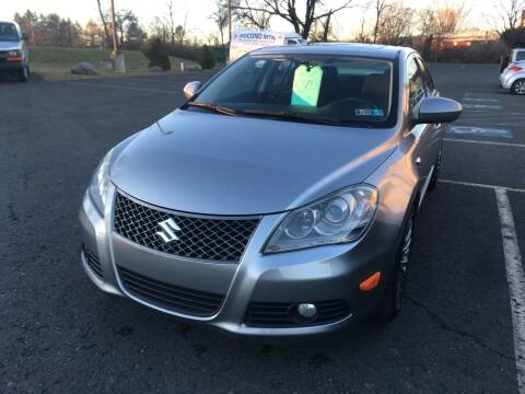 2010 Suzuki Kizashi for sale at Keystone Used Auto Sales in Brodheadsville PA