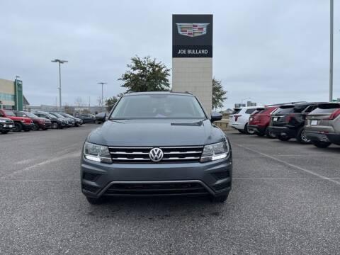 2018 Volkswagen Tiguan for sale at JOE BULLARD USED CARS in Mobile AL