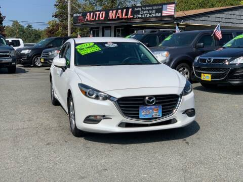 2017 Mazda MAZDA3 for sale at Milford Auto Mall in Milford MA
