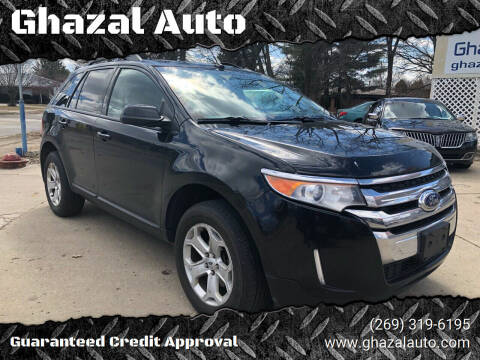 2013 Ford Edge for sale at Ghazal Auto in Sturgis MI