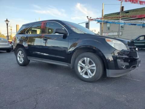 2011 Chevrolet Equinox for sale at Michigan city Auto Inc in Michigan City IN