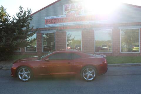 2014 Chevrolet Camaro for sale at EXECUTIVE AUTO GALLERY INC in Walnutport PA
