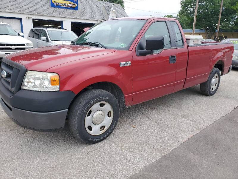 2007 Ford F-150 for sale at Street Side Auto Sales in Independence MO