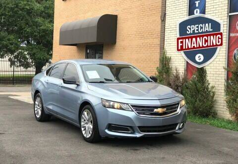 2014 Chevrolet Impala for sale at Auto Imports in Houston TX